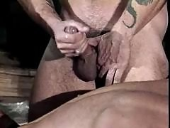 Handsome athletic studs fuck hard daddy gay porn